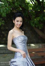 陈庭妮写真图片