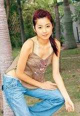 陈自瑶写真图片