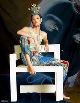黄熹娆写真图片