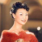 华裔小姐写真图片
