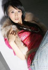 贾青写真图片
