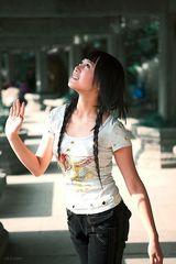 林青依果写真图片
