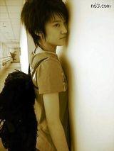 刘力扬写真图片