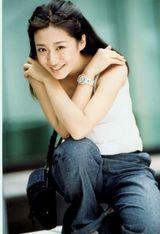 刘雯写真图片