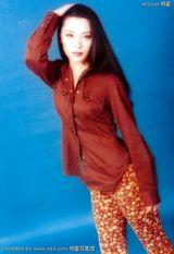 刘欣写真图片