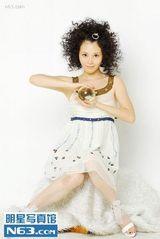 刘雨鑫写真图片