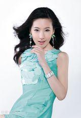 刘梓妍写真图片
