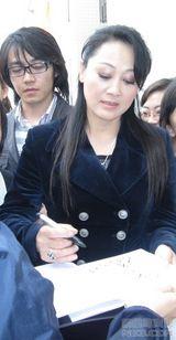 王姬写真图片
