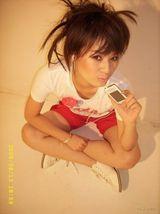 王婧写真图片