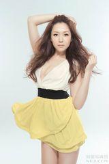 王漫妮写真图片