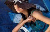 王鸥写真图片