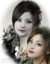 王燕妮写真图片