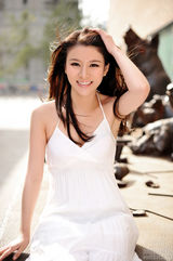王紫(王月雯)写真图片