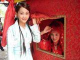 吴兰馨紫写真图片