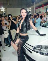 吴雨婵写真图片