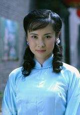杨明娜(杨�F娜)写真图片