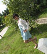 殷叶子写真图片
