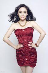 袁姗姗写真图片