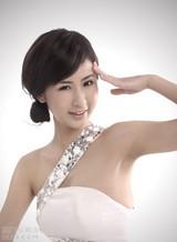 张晗写真图片