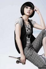 张韶涵写真图片