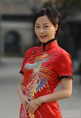 张曦文写真图片