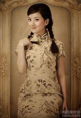 张燕写真图片