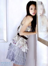 张梓琳写真图片