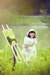 张籽沐写真图片