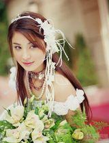 郑希怡写真图片