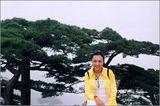 王梁写真图片