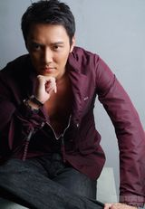 冯绍峰写真图片