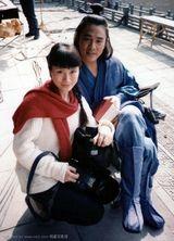 李连杰写真图片