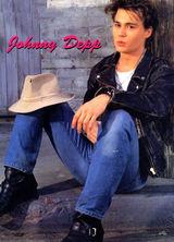 强尼・德普写真图片