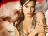 Angelina Jolie壁纸桌面图片