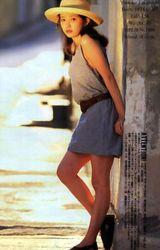 高桥由美子写真图片