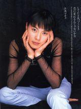 江角真纪子写真图片