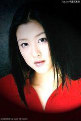 姜晶花(姜贞华)写真图片