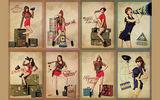 Nine Muses写真图片