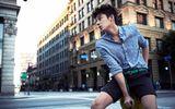 刘亚仁写真图片