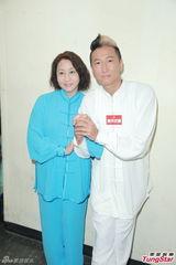 TVB剧集《潮拜武当》拜神开镜[9/15]组图:杨怡茉莉毛视频图片