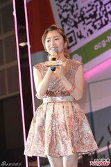 日本动画声优南里侑香出席动漫展献唱(1/12)图片